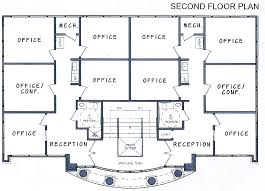 building plans office two story office building plans