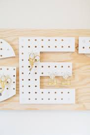 Pegboard Diy Pegboard Words Lovely Indeed