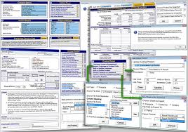 Customer Management Excel Template Excel Invoice Template With Database Free