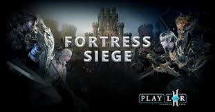 fortress siege enter the fortress siege battle for clan supremacy play lineage 2