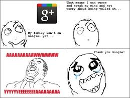 Google Plus Meme - google plus