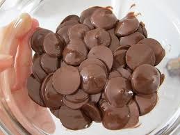 new year chocolate chocolate ganache eggs for new year something witty