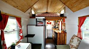 large family room 7 foot loft bedroom tiny house small home