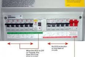 wiring diagram for shower consumer unit wiring diagram