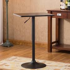 High Chairs Lecterns Coat Stands Patio Heaters Event Adjustable Pub Tables U0026 Bistro Sets You U0027ll Love Wayfair