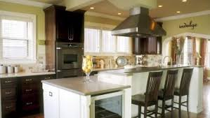 kitchen island extractor induction hob extractor wooden countertops modern chrome