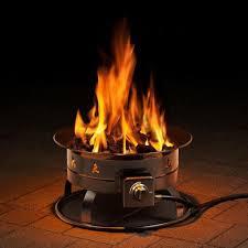 Patio Heater Propane by Portable Fire Pit Garden 58 000 Btu Propane Patio Heater Outdoor