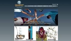 gemspot putters ameravant website design studio santa barbara