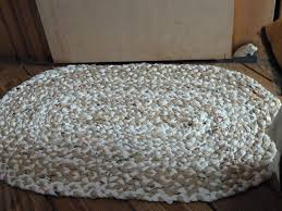 Make Your Own Outdoor Rug by How To Make A Rug From Plastic Grocery Bags 11 Steps With Pictures