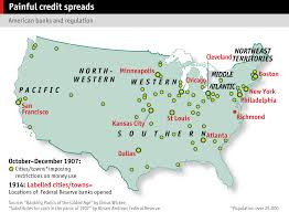 Usa Map 1860 by Financial Crises The Economist