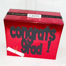 graduation card box ideas graduation card box card box graduation party card box