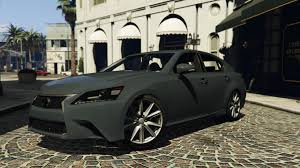 lexus ls400 modified lexus gs350 f sport series iv l10 u002713 gta5 mods com