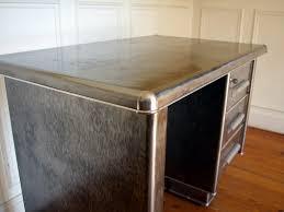 bureau chrome bureau design en acier brossé angle chrome jpg tables bureaux