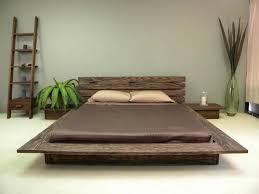 Japanese Low Bed Frame Delta Low Profile Platform Bed Tansu Net
