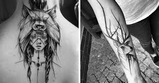 polish tattoo artist shows the beauty of imperfection with her