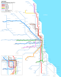 Metro In Dc Map by Chicago Subway Map For Download Metro In Chicago High