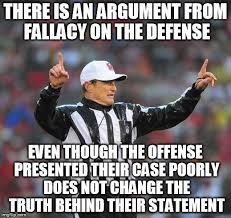 Ed Hochuli Meme - logical fallacy ref album on imgur
