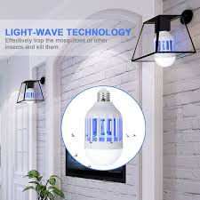 insect killer light bulb boomile bug zapper light bulb electronic insect killer mosquito