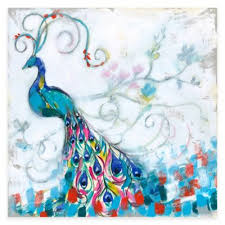 buy peacock home decor from bed bath u0026 beyond