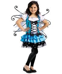 Bluebelle Fairy Costume Halloween Costumes