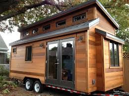 tiny cabin on wheels the cider box tiny house swoon
