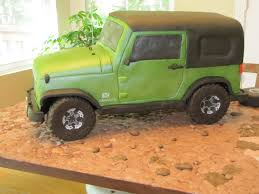 happy birthday jeep images tj happy cakes jeep wrangler grooms cake