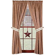 Wholesale Country Curtains Homespun Country Curtains