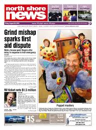 north shore news august 20 2010 by postmedia community publishing