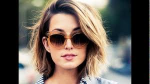 low maintenance short haircuts for thick hair youtube