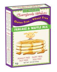 Pancake Flour Gluten Free Pancake And Waffle Mix Cherrybrook Kitchen