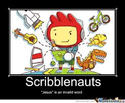 Scribblenauts Memes - according to scribblenauts by lolfaceepicface510 meme center