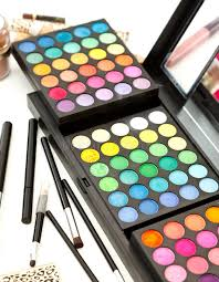 makeup artist equipment makeup equipment with brushes stock photo image of cosmetics