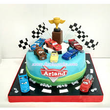 cars birthday cake keiku cake cars theme birthday cake
