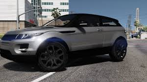 land rover range rover evoque 2016 range rover evoque add on replace tuning template gta5