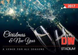 christmas party nights dw stadium wigan sat 2nd december 2017