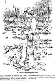 army soldier coloring pages 28 best coloring pages images on pinterest civil wars coloring