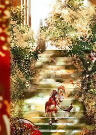 Anime Christmas Tree Ornaments Zashiki Warashi Onmyoji Onmyouji Netease Image 2123176