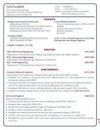 design engineer halifax vahid farajkhah resume