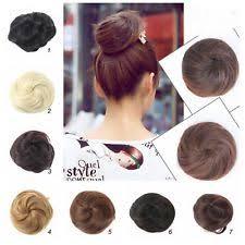 hair bun clip clip on hair bun ebay