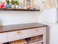 How To Make The Most Out Of A Small Bedroom 35 No Brainer Ways To Hide Ugly Stuff In Your House Hgtv