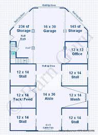 stable floor plans barn plans 4 stall horse barn living quarters design floor plan