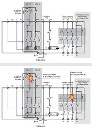 28 wiring diagram safety relay safety relay schematic