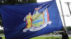 Excelsior Flag New York State Flag By Saratogaflag Com Youtube