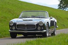 classic maserati a6g 1962 maserati 3500 gti cabriolet vignale avec hard top classic