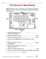 2nd grade map worksheets free worksheets library download and