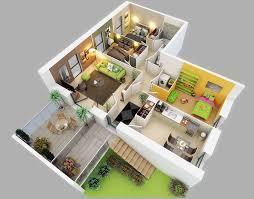 4 Room House Design Ambershop Co