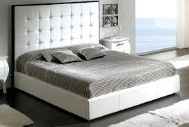 new white tufted headboard design modern house design white