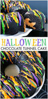 Halloween Worm Cake by Halloween Chocolate Tunnel Cake Recipe Persnickety Plates