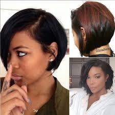 relaxed short bob hairstyle photos natural bob haircut women black hairstyle pics