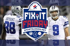 fix it friday dallas cowboys chris creamer s sportslogos net